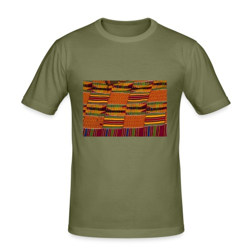 Kumasi Damer - Slim Fit T-shirt herr