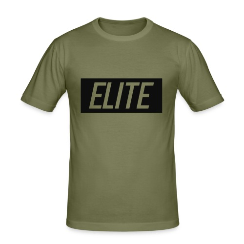 Elite Designs - Men's Slim Fit T-Shirt