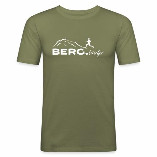 BERG.läufer - Männer Slim Fit T-Shirt