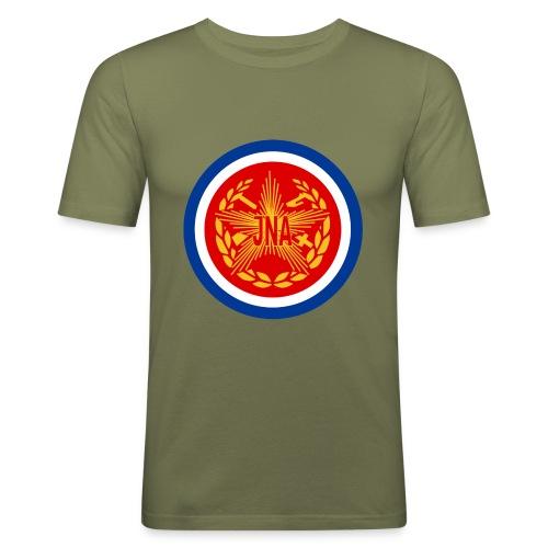 JNA Jugoslovenska Narodna Armija Training - Men's Slim Fit T-Shirt