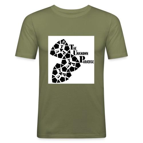 Camiseta Logo Standard The Unknown Paradise - Camiseta ajustada hombre