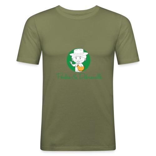 poules et débrouilles - T-shirt près du corps Homme