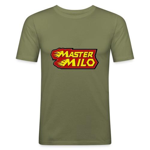 maître Milo - T-shirt près du corps Homme