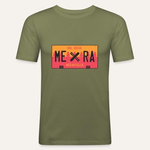 Plates III Mera - Maglietta aderente da uomo