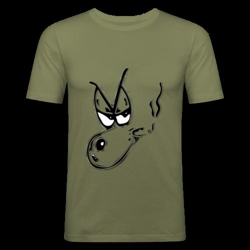 snoop - T-shirt près du corps Homme
