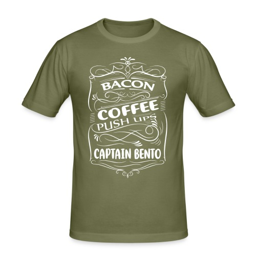 Life essentials - Men's Slim Fit T-Shirt