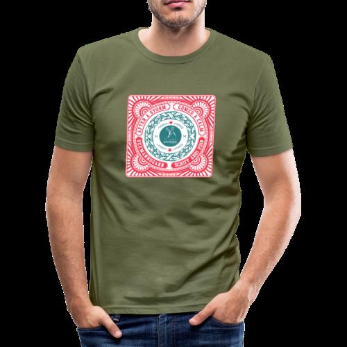 geweihbär Seemannsgarn 2 - Männer Slim Fit T-Shirt