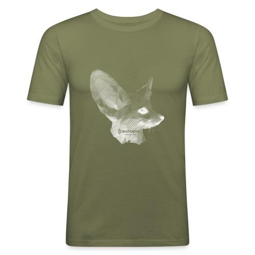 fennec2 - Männer Slim Fit T-Shirt