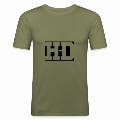 HDD - Men's Slim Fit T-Shirt