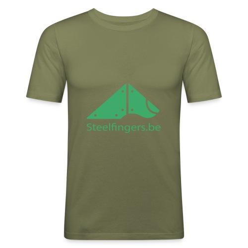 Steelfingers shirts - slim fit T-shirt