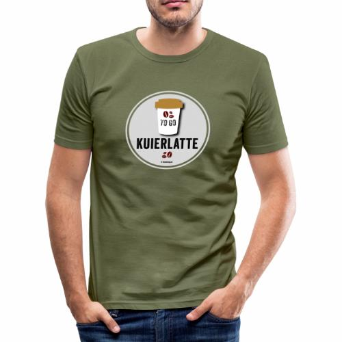 Kuierlatte - slim fit T-shirt