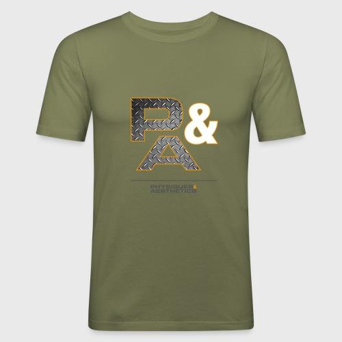 P&A - Camiseta ajustada hombre