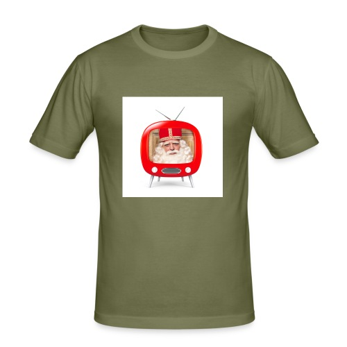Video van Sint T-Shirt - slim fit T-shirt