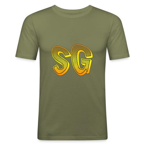 Cover S6 - Maglietta aderente da uomo