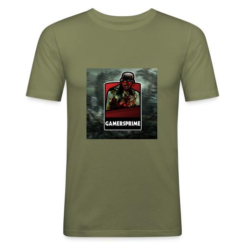 gamersprime - Slim Fit T-skjorte for menn