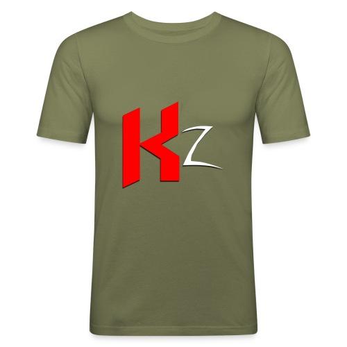 KAIIZEN - T-shirt près du corps Homme