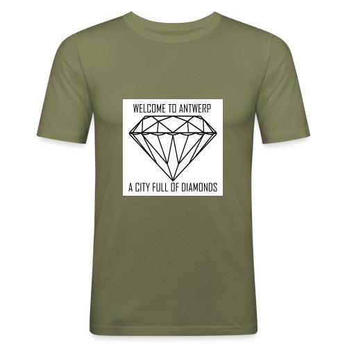 Antwerp lover - slim fit T-shirt