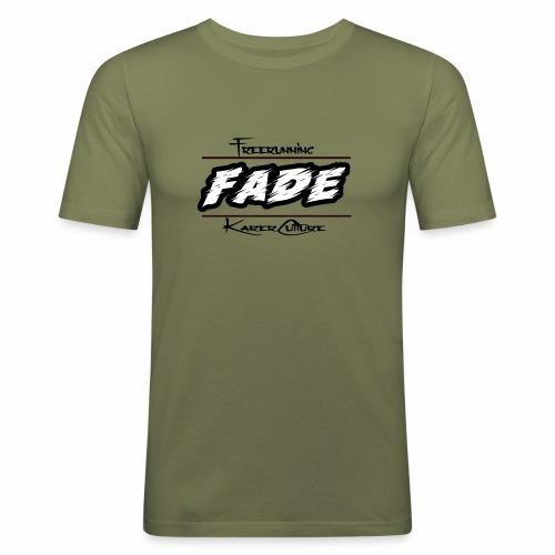 Fade KarerCulture Collection - Slim Fit T-skjorte for menn