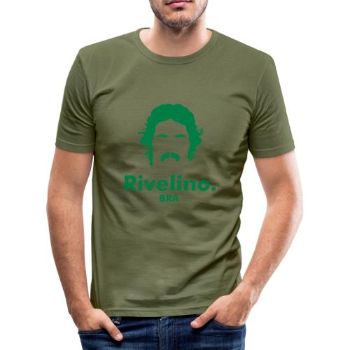 Rivelino - Men's Slim Fit T-Shirt