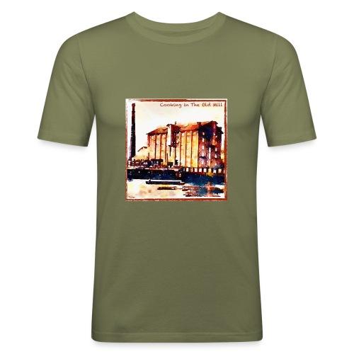 TOM - Camiseta ajustada hombre