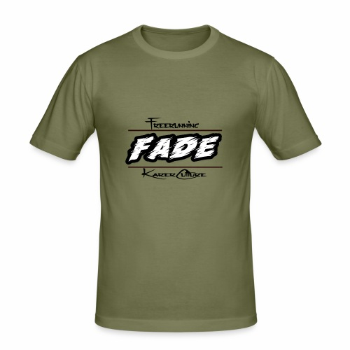 Fade KarerCulture Collection - Slim Fit T-skjorte for menn