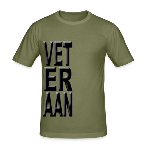 VETerAAN - slim fit T-shirt