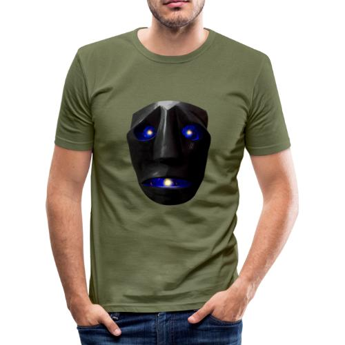 S Usanzia - Maglietta aderente da uomo