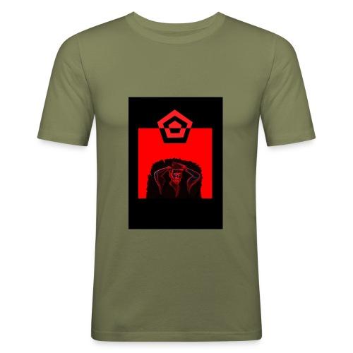 Civil War - Slim Fit T-shirt herr