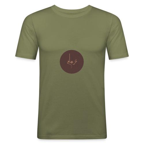 Farham.collection - Slim Fit T-shirt herr