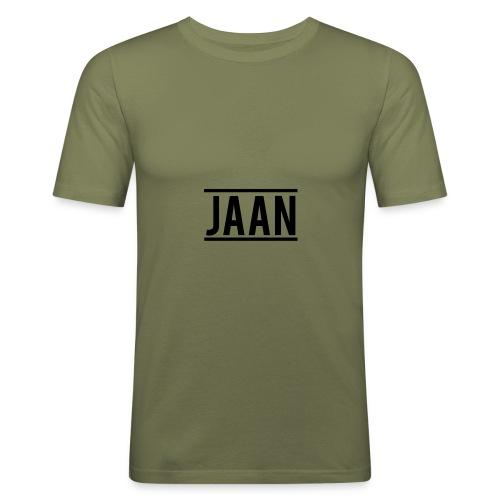 Jaan. - Männer Slim Fit T-Shirt