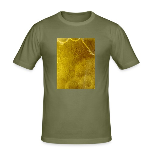 Chemie Bombe - Männer Slim Fit T-Shirt