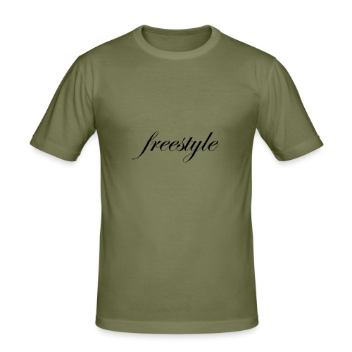 Freestyle - Männer Slim Fit T-Shirt