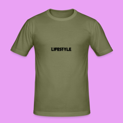 LIFESTYLE - FAME - Slim Fit T-shirt herr