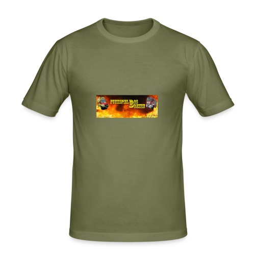FS_BOS_Bremen - Männer Slim Fit T-Shirt