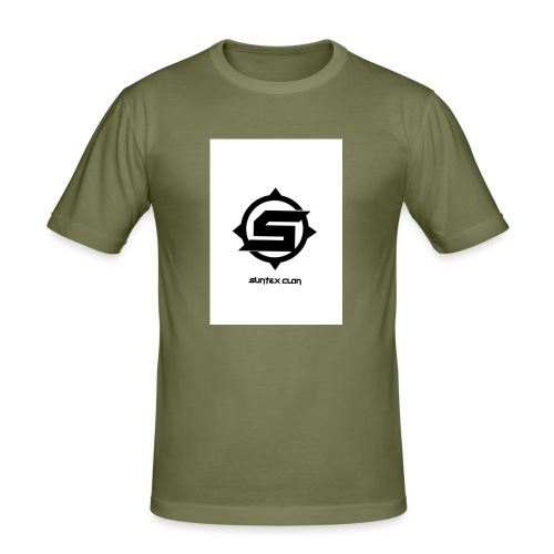 Syntex Clan - Slim Fit T-shirt herr