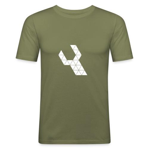Repareer.com Basic Logo - slim fit T-shirt