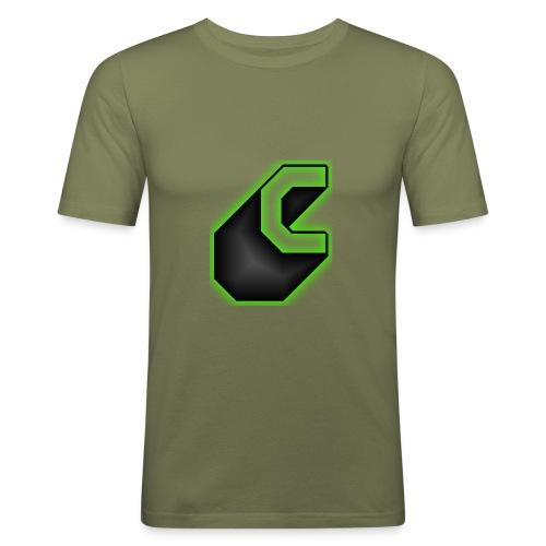 cooltext183647126996434 - slim fit T-shirt