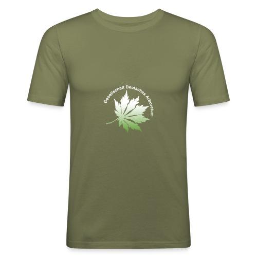 Gesellschaft Deutsches Arboretum - Männer Slim Fit T-Shirt