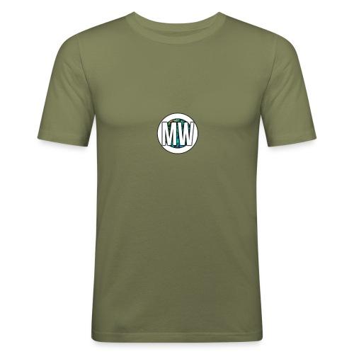 MarleyMW Merchandise - Men's Slim Fit T-Shirt