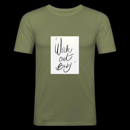 95D012FF AEAE 47D3 8472 0F95473FE1B1 - T-shirt près du corps Homme