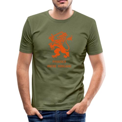 AVM WWII Prinses Irene Brigade Lion - multicolor - slim fit T-shirt