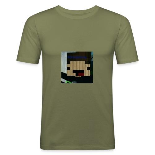 The Brade Merch - Männer Slim Fit T-Shirt
