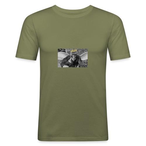 G Harambe - Slim Fit T-shirt herr