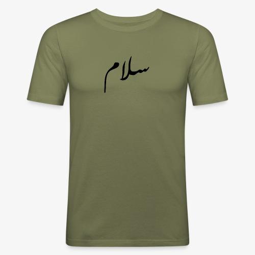 Peace - Men's Slim Fit T-Shirt