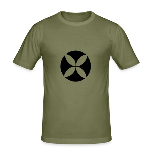 LiamMelly logo - Men's Slim Fit T-Shirt