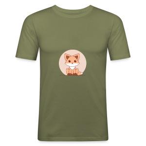 Shirt Vosje - slim fit T-shirt