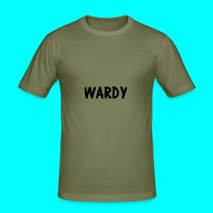 Wardy - Men's Slim Fit T-Shirt
