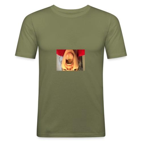 blææ - Slim Fit T-skjorte for menn
