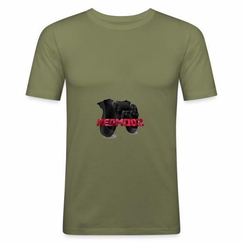 RedMoDz - Männer Slim Fit T-Shirt