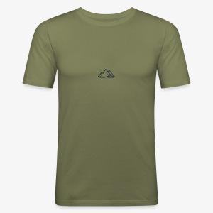 Moutain View - Tee shirt près du corps Homme